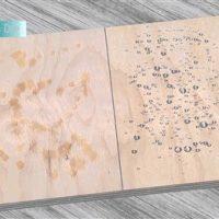ضد آب و لک چوب