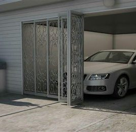 سیستم اتومات درب پارکینگ