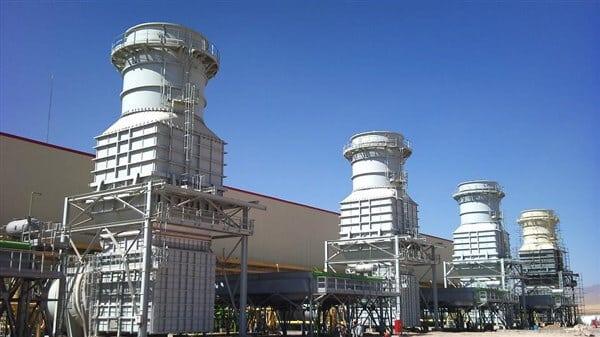 احداث نیروگاه گازی