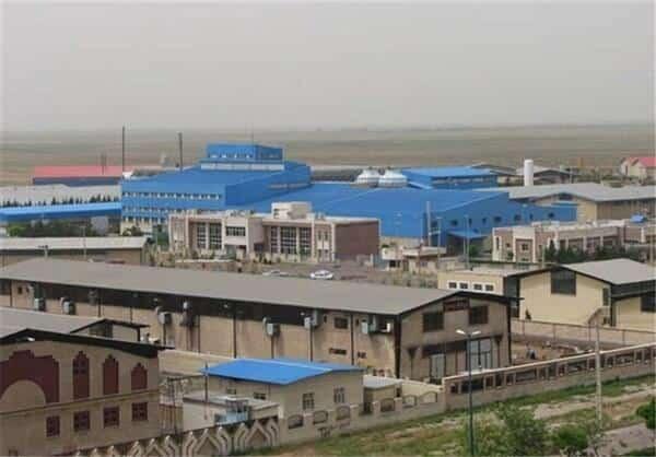 نواحی صنعتی روستایی