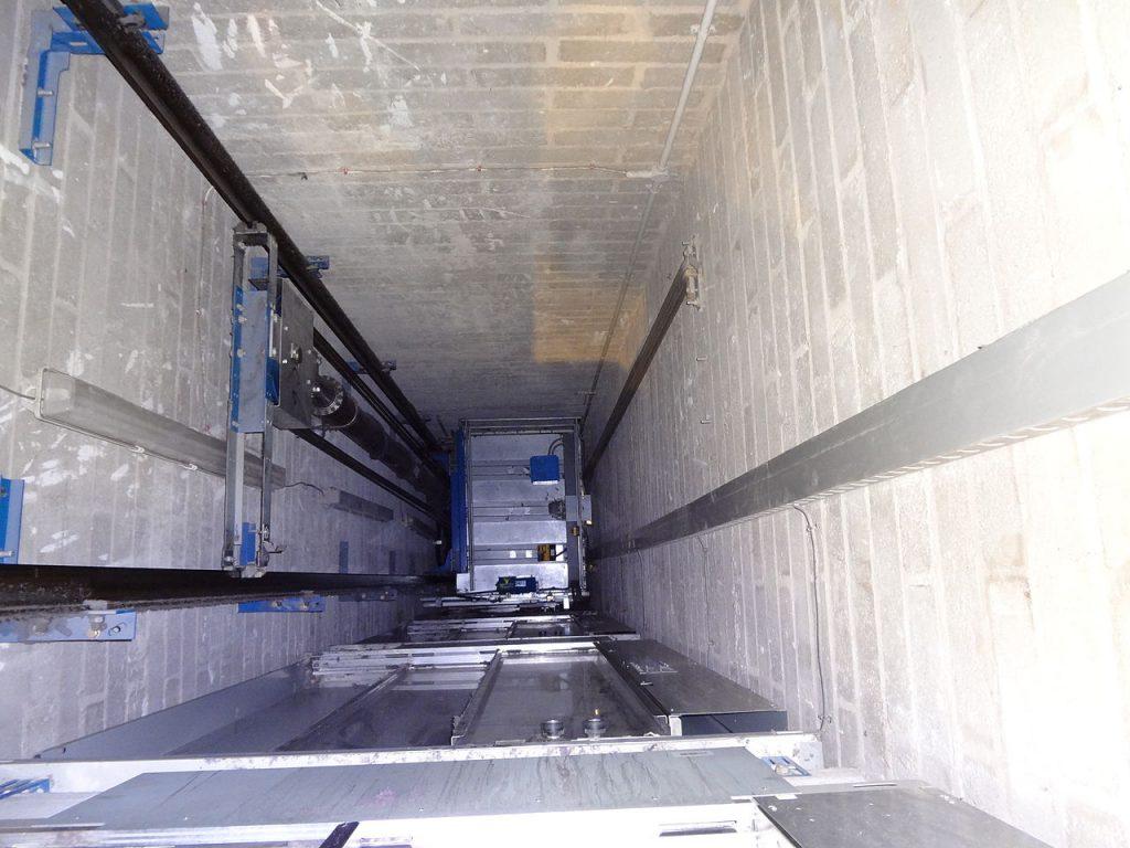 آببندی چاله آسانسور